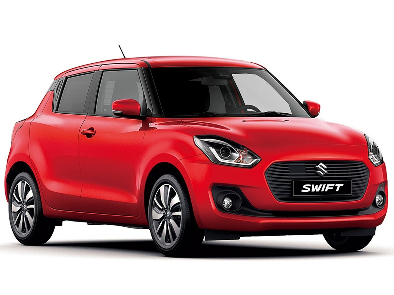 la nouvelle suzuki swift 2018 maruti suzuki swift en version 5 portes photoscar nice cars. Black Bedroom Furniture Sets. Home Design Ideas