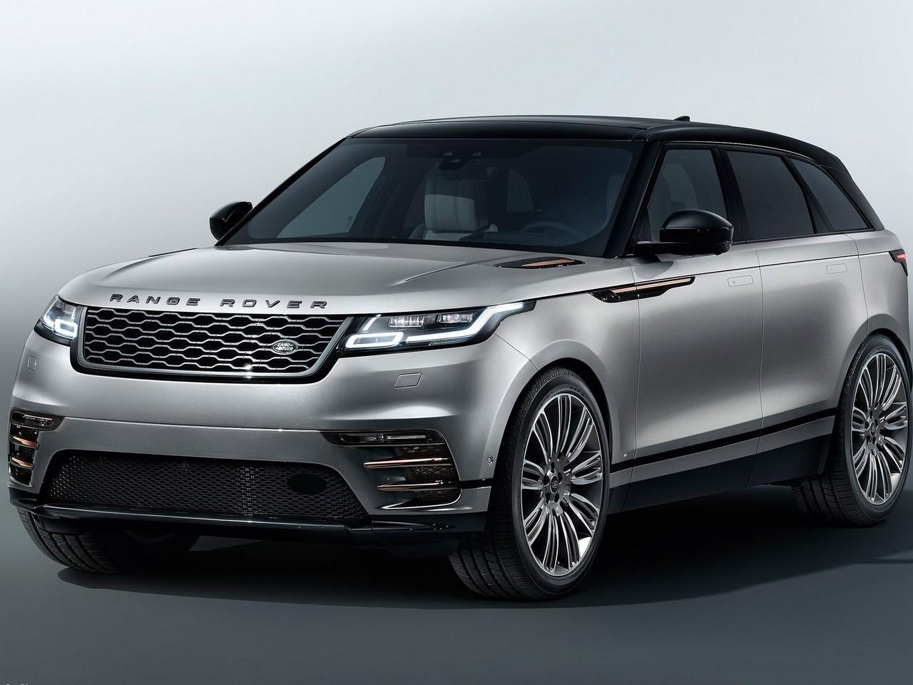 Land rover range rover velar 2018 une qualit de for Interieur range rover velar