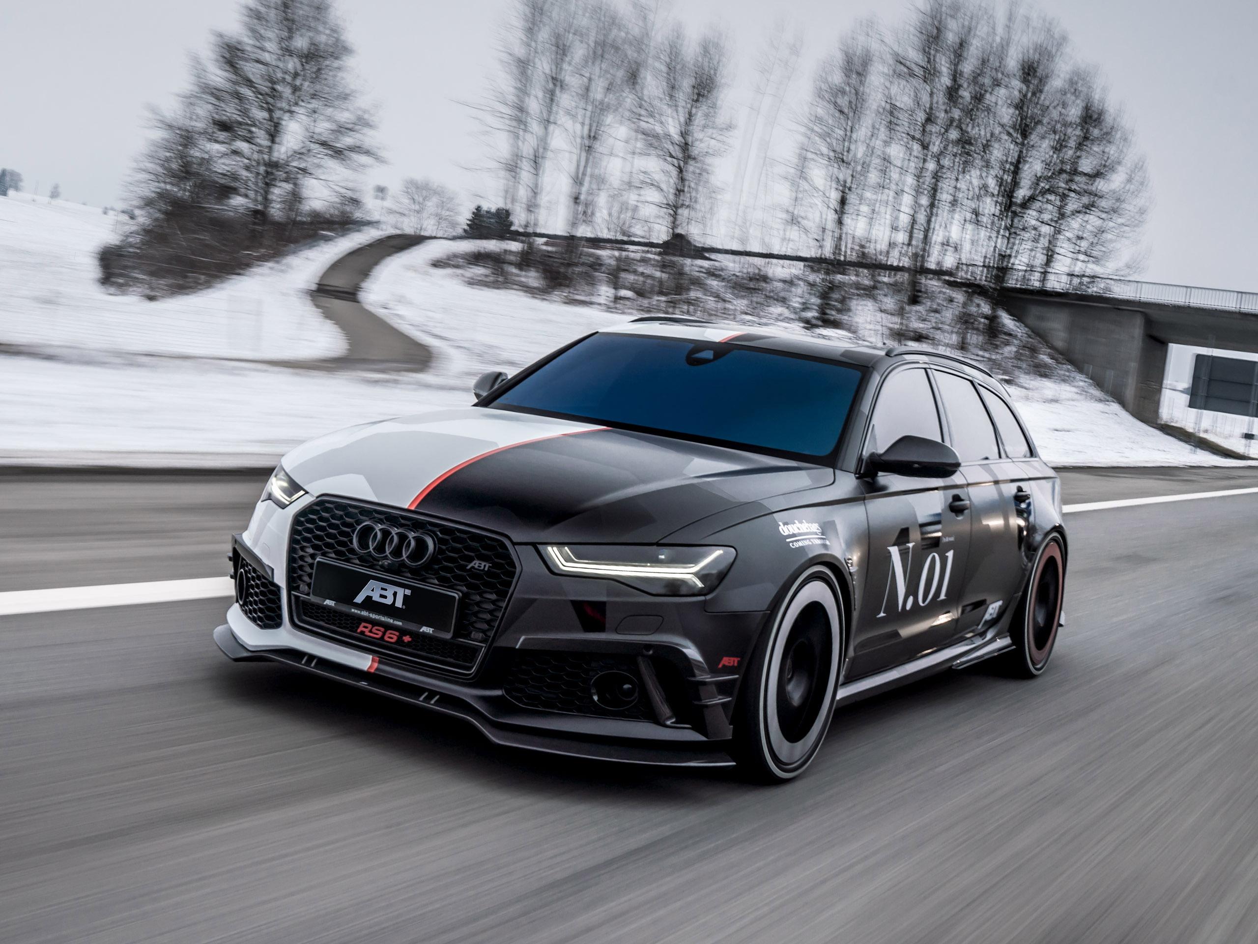 Audi Rs6 2018 >> Audi RS6 plus Phoenix by ABT [2018] de 735 chevaux pour Jon Olsson