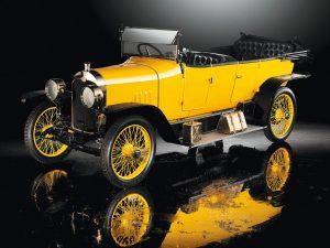 1912 Audi_Type C 1435 PS Alpensieger