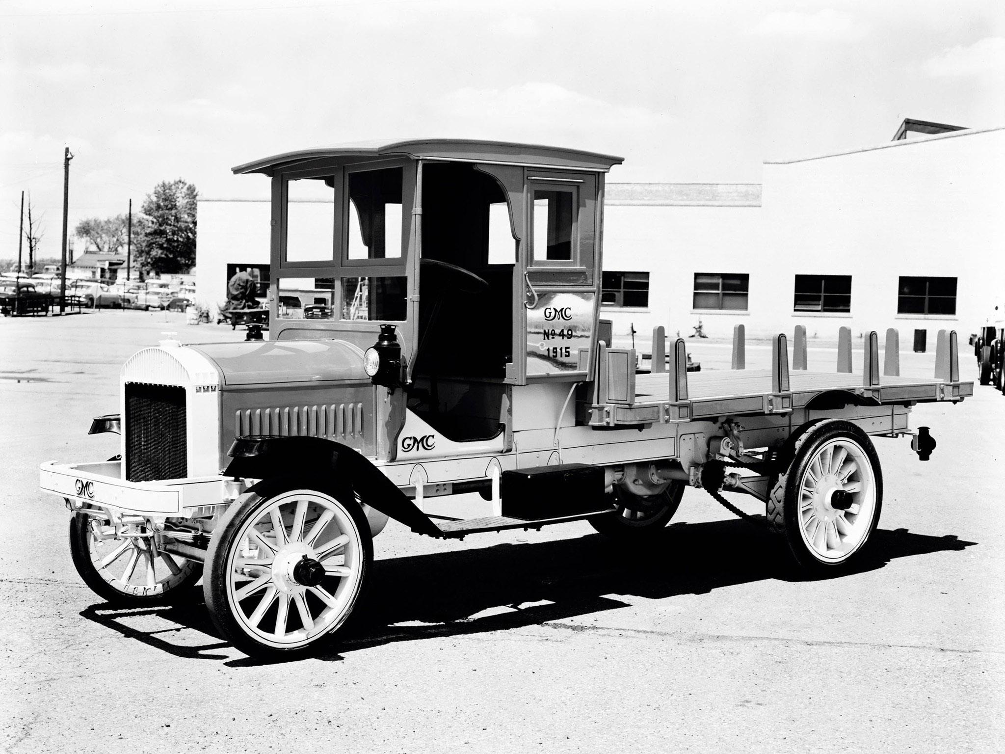 1915 GMC 40A