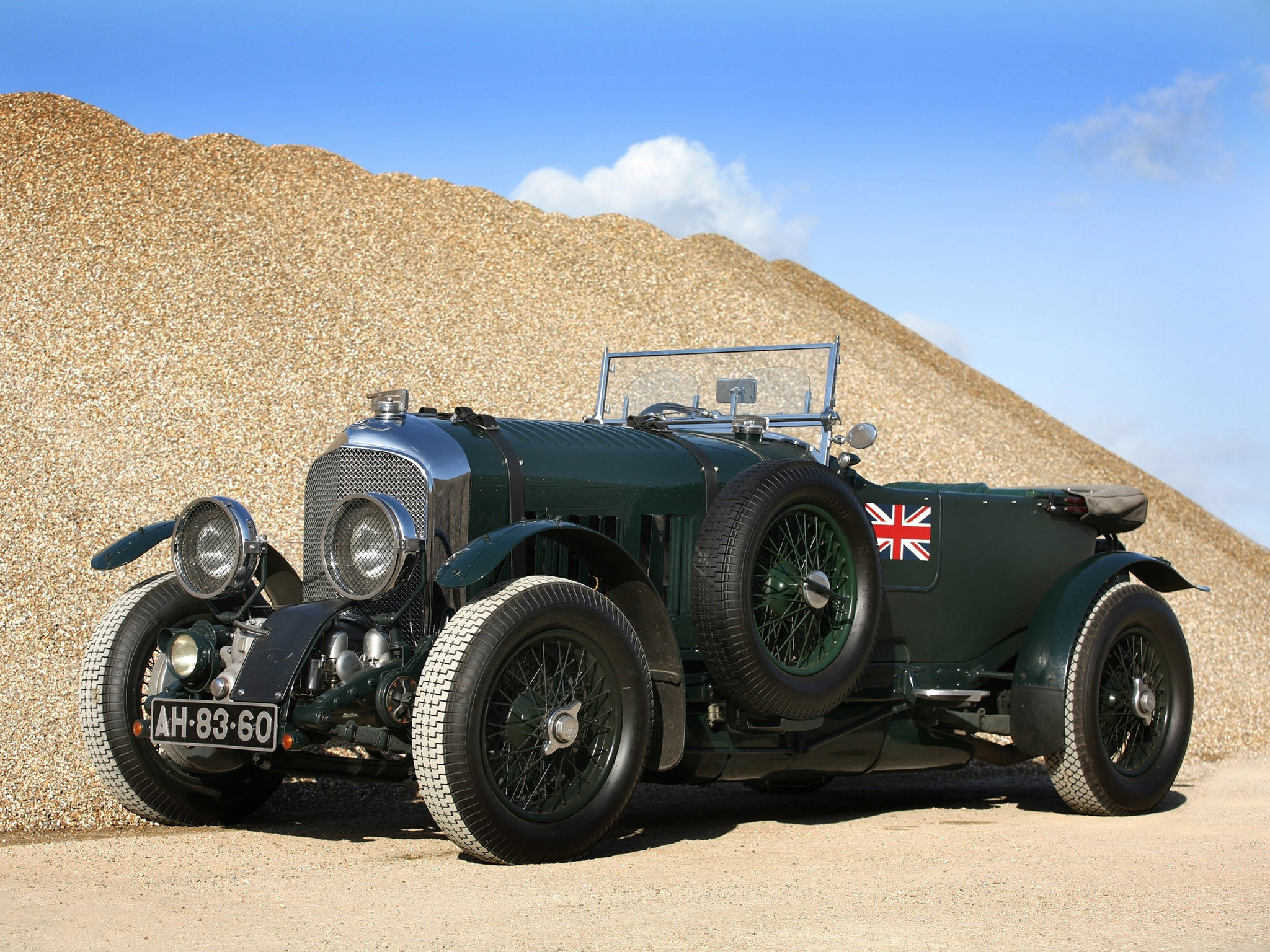 1926 Bentley 4½ Litre Blower