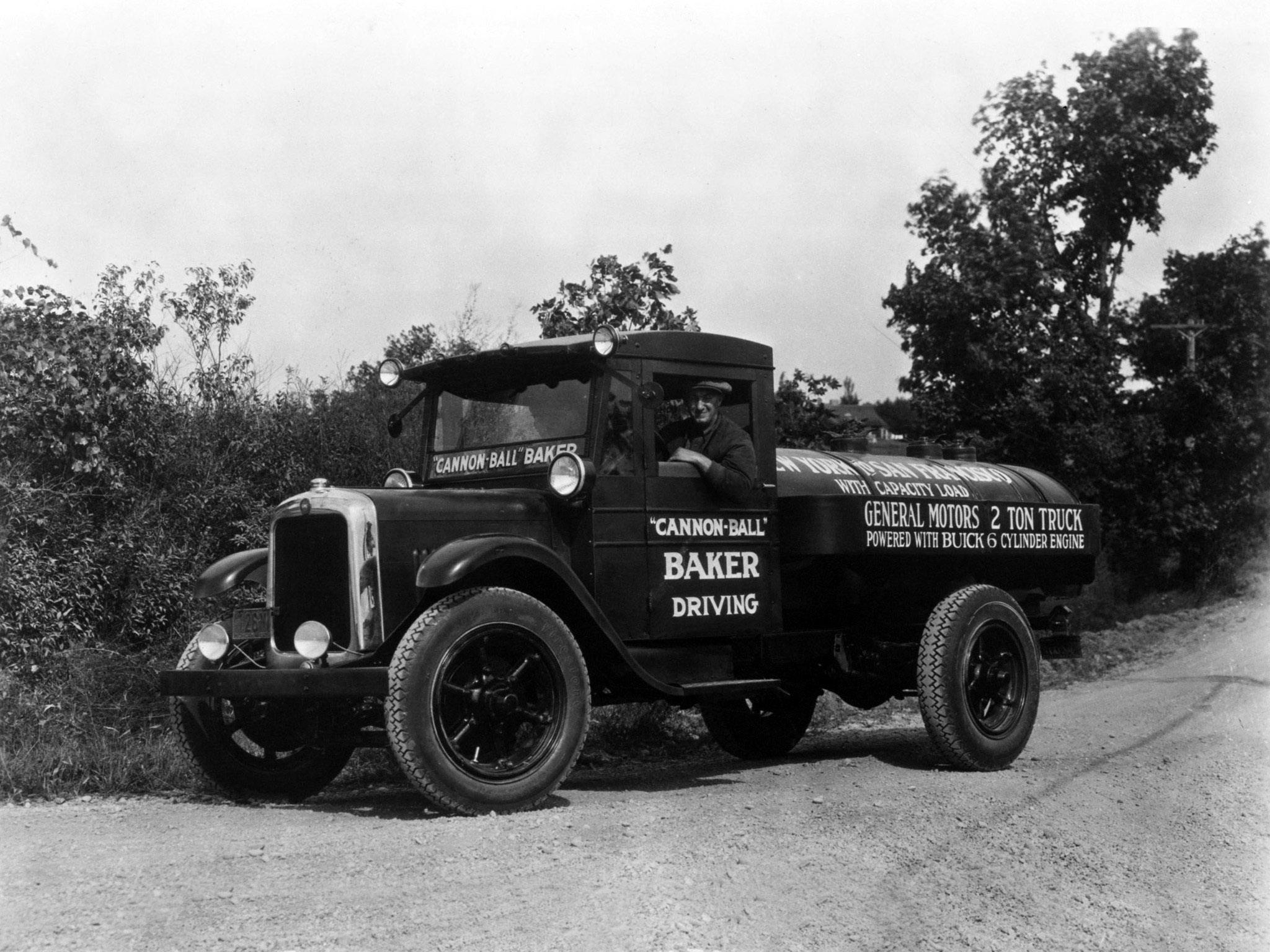 1927 GMC T40