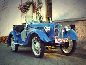 Bmw Dixi Roadster 1929