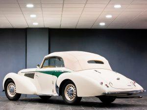 1938 Delahaye 135 M Cabriolet by Langenthal