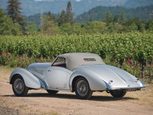 1938 Delahaye 135 MS Sport Roadster De Villar