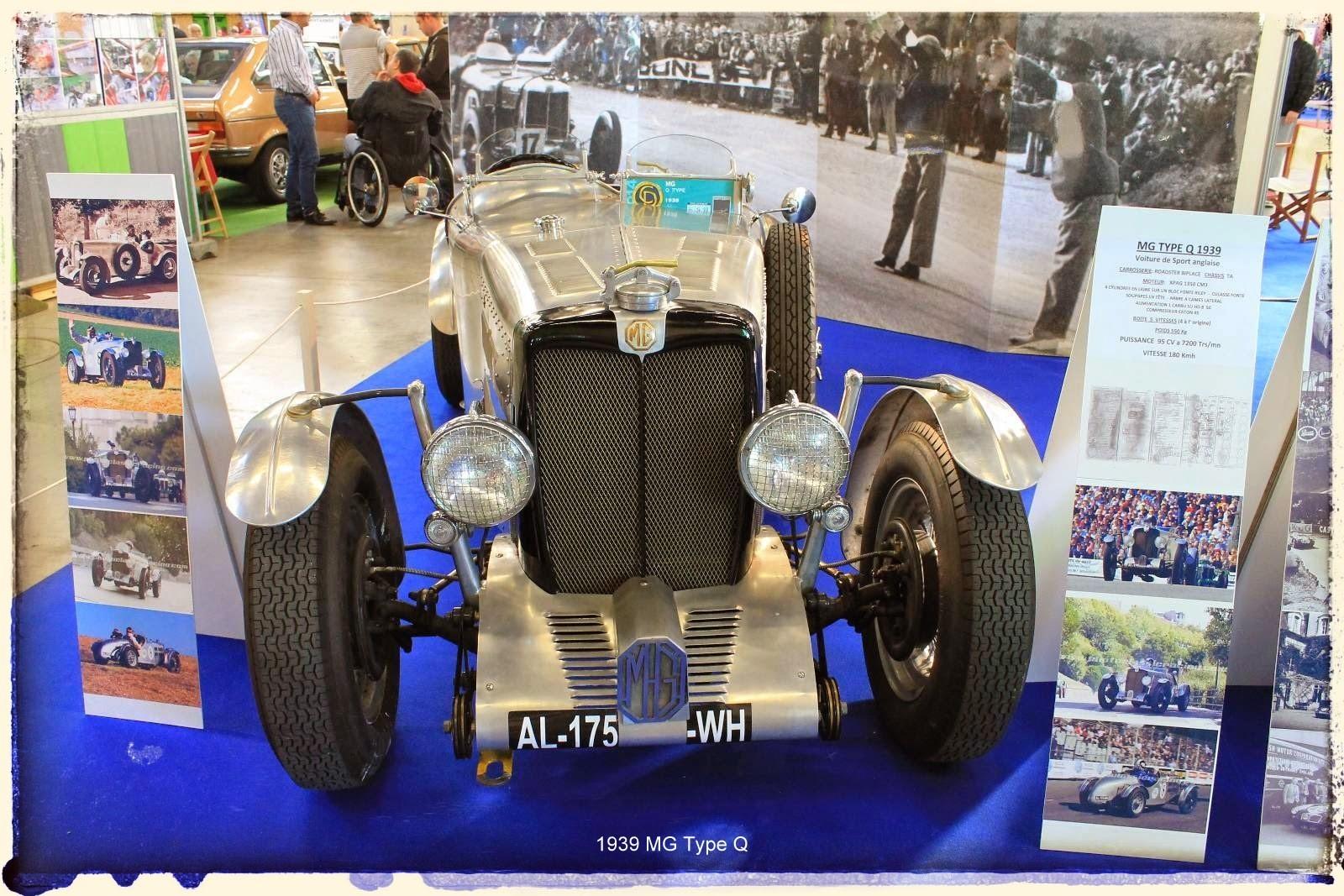 Automédon - 1939 MG Type Q