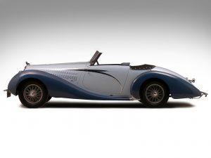 1946 Delahaye 135 M Cabriolet Figoni Falaschi