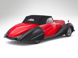 1947 Delahaye 135 MS Letourneur and Marchand Cabriolet