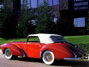 1947 Delahaye 135 Vanden Plas Cabriolet