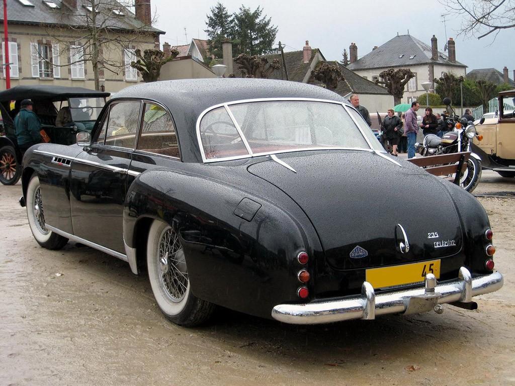 1950 Delahaye 235 MS