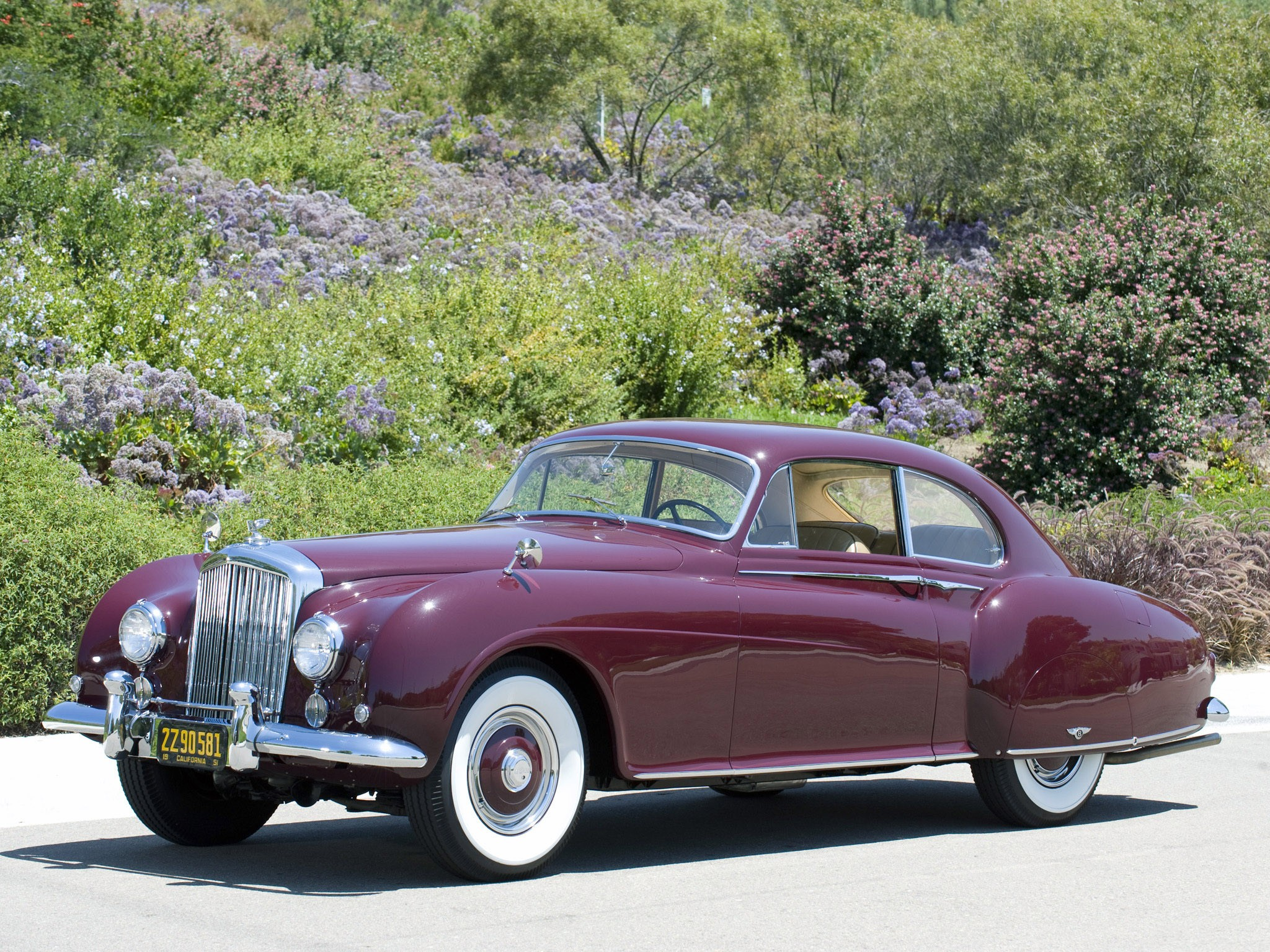1953 Bentley R Type Continental Fastback