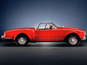 1954 Lancia Aurelia Spyder B24