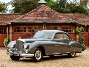 1954 Bentley R Type Coupe