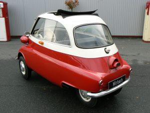 1957 Bmw Isetta 250