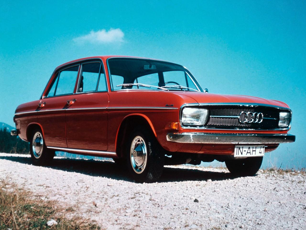 1965-72 Audi 60