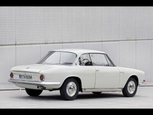 Bmw 3200 CS Bertone 1965