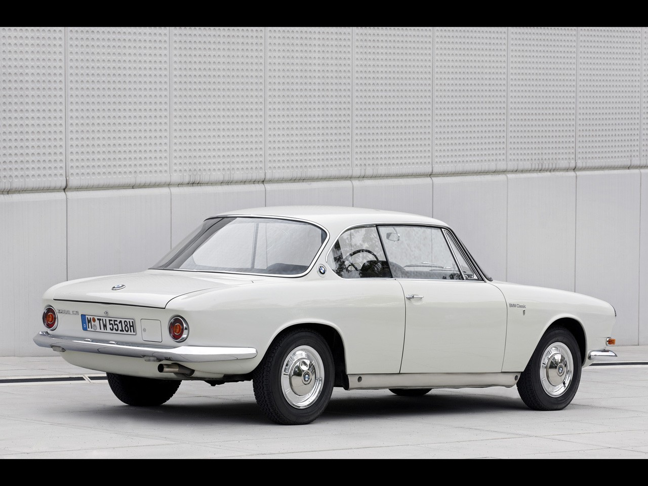 1965 Bmw 3200 CS Bertone