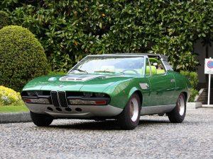 Bertone Bmw 2800 Spicup 1969
