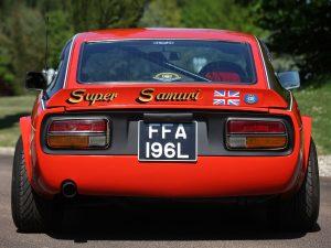 1973 Datsun 240Z Super Samuri Coupe S30