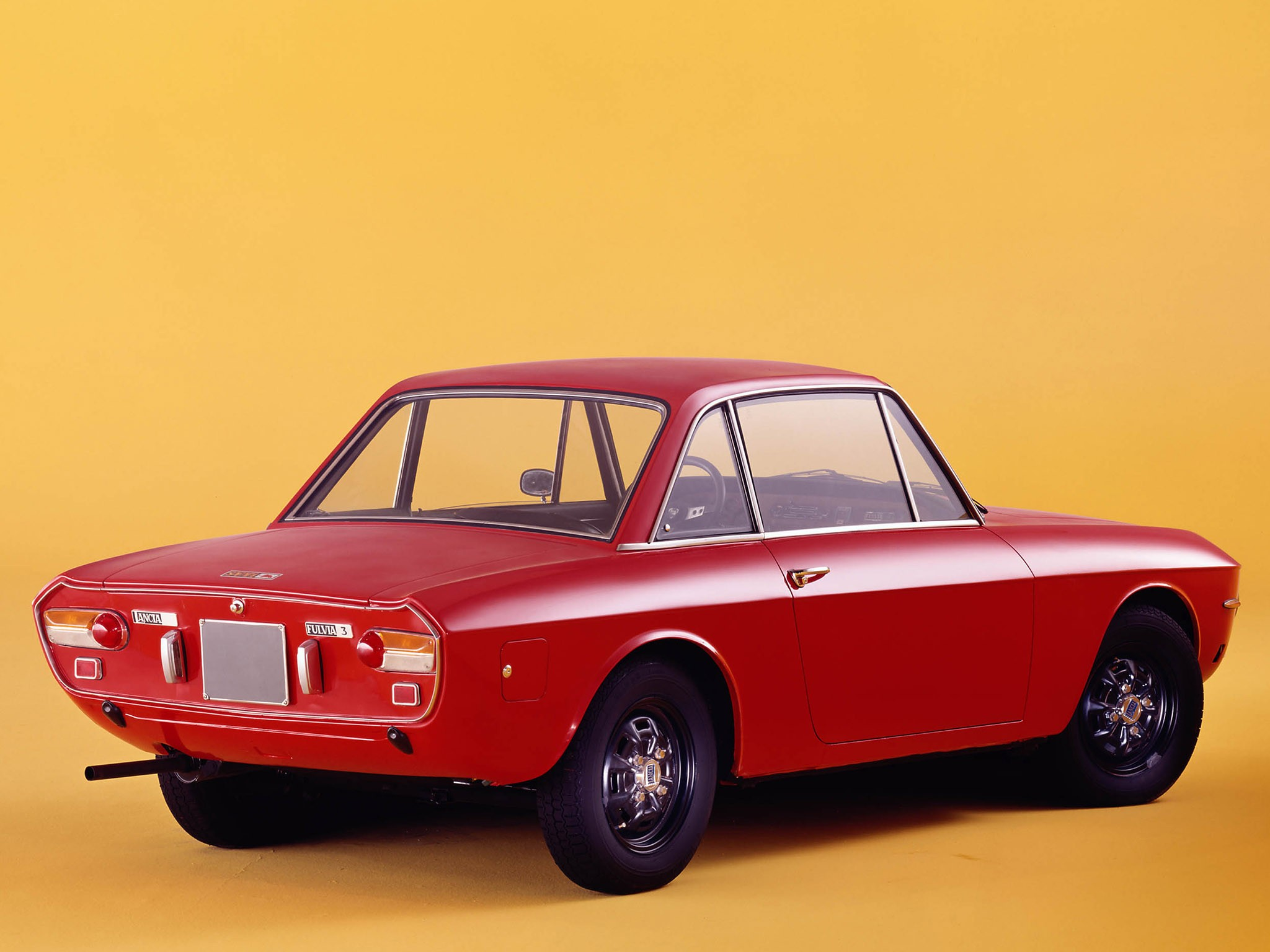 1973 Lancia Fulvia Coupe Safari