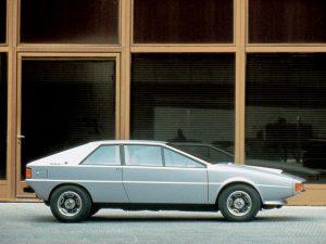 1973 Italdesign Karmann Asso di Picche