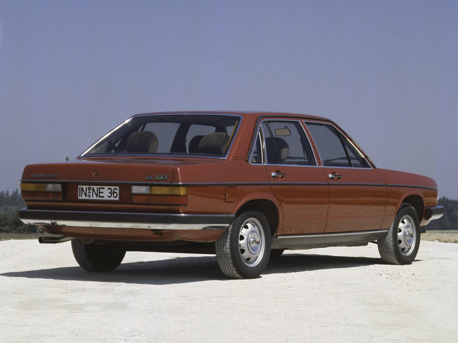 1976-1982 Audi 100