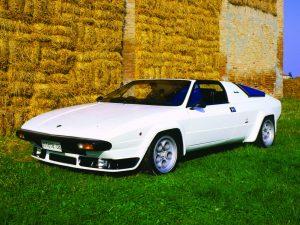 Lamborghini Silhouette 1976