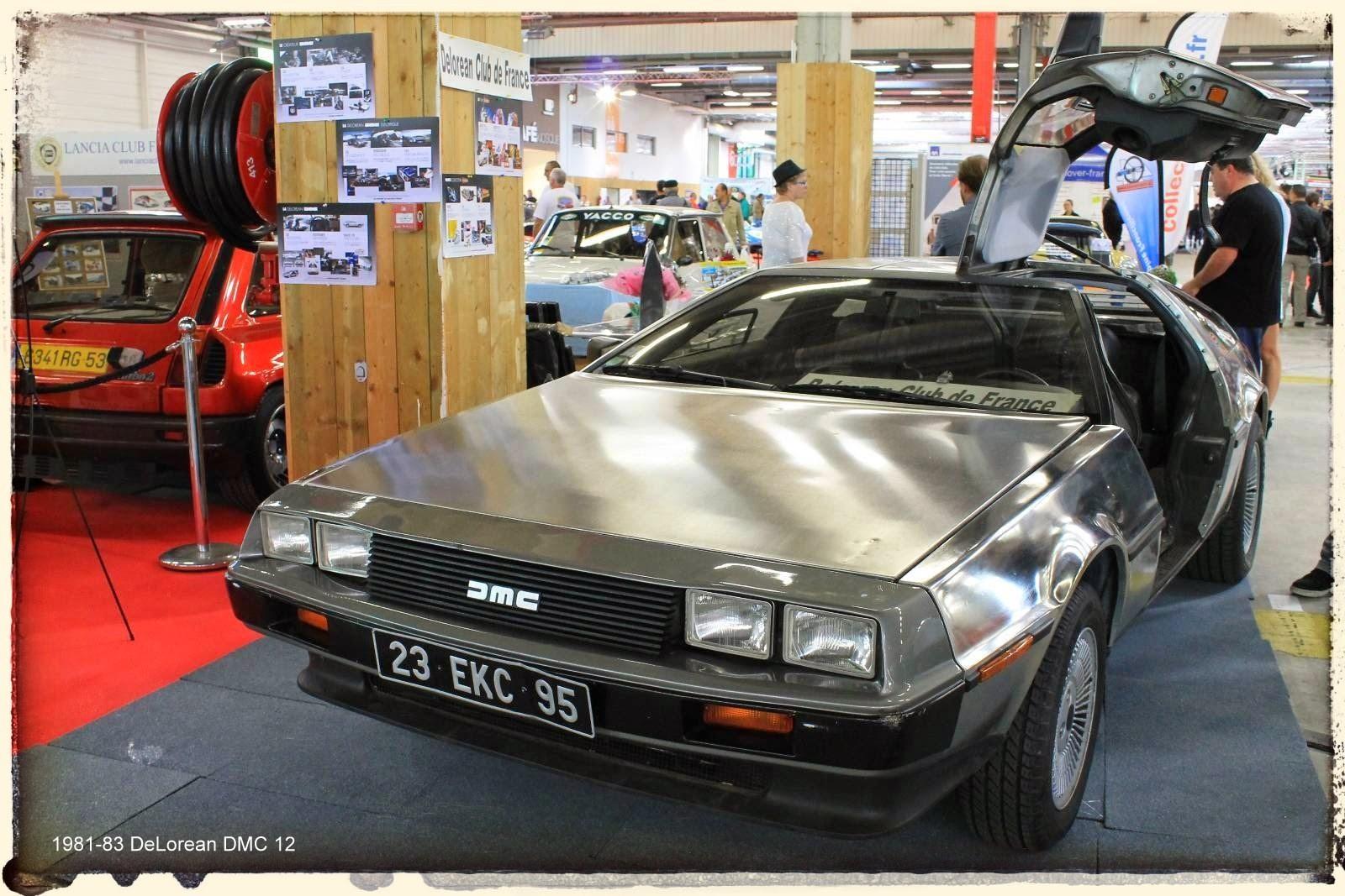 Automédon - 1981-83 DeLorean DMC 12