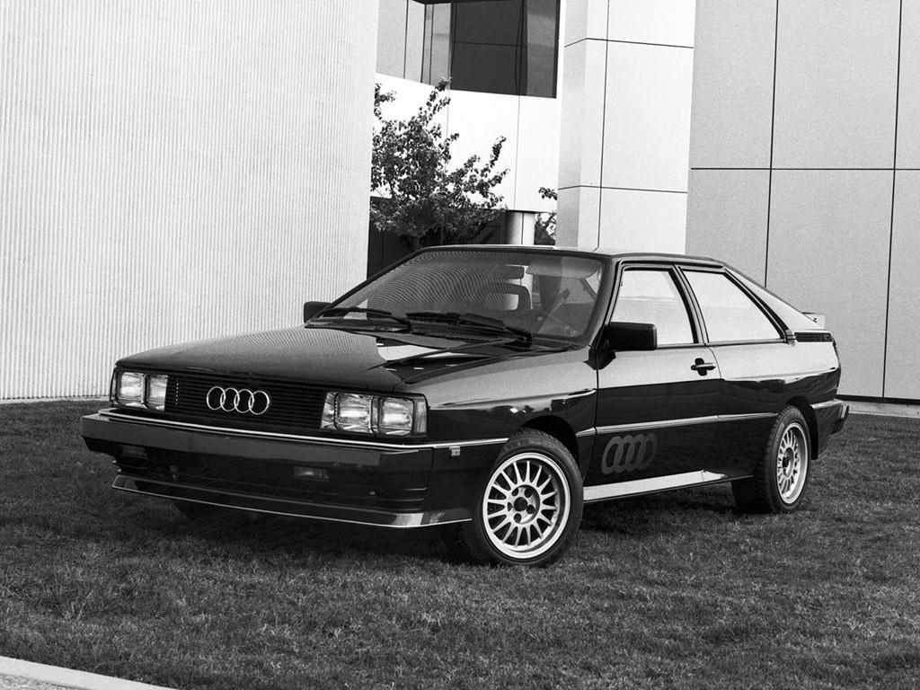 1982-85 Audi Quattro USA
