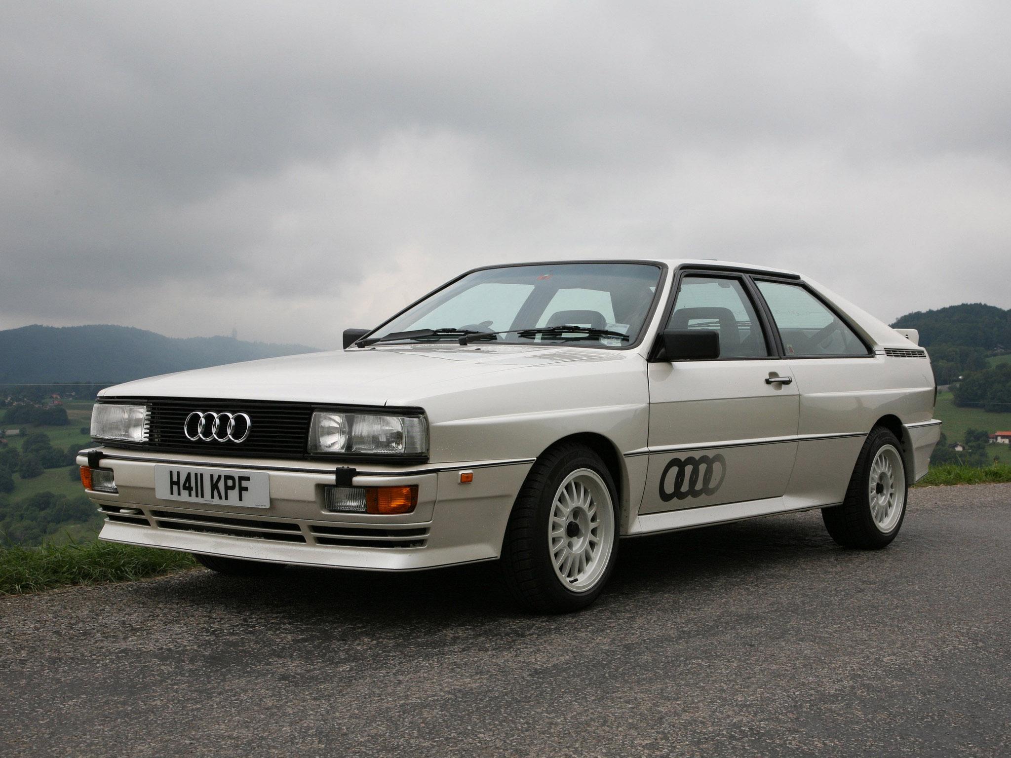 1985-91 Audi Quattro UK