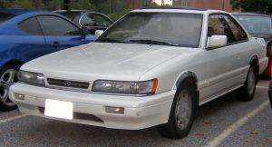 1990 Infiniti M30 Coupe