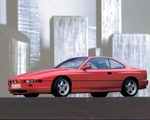 Bmw 850 1992