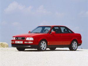 1993-1995 Audi S2 Sedan
