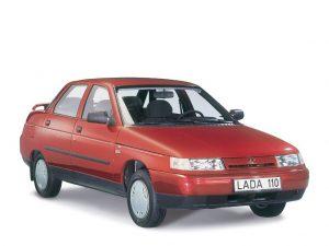 1996 Lada 110