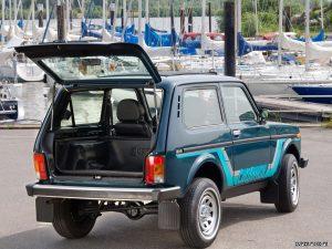 1997 Lada Niva 4x4 California