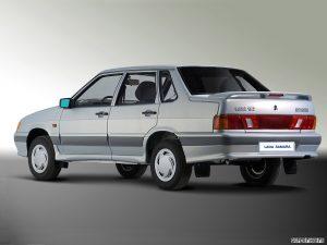 1997 Lada Samara 2
