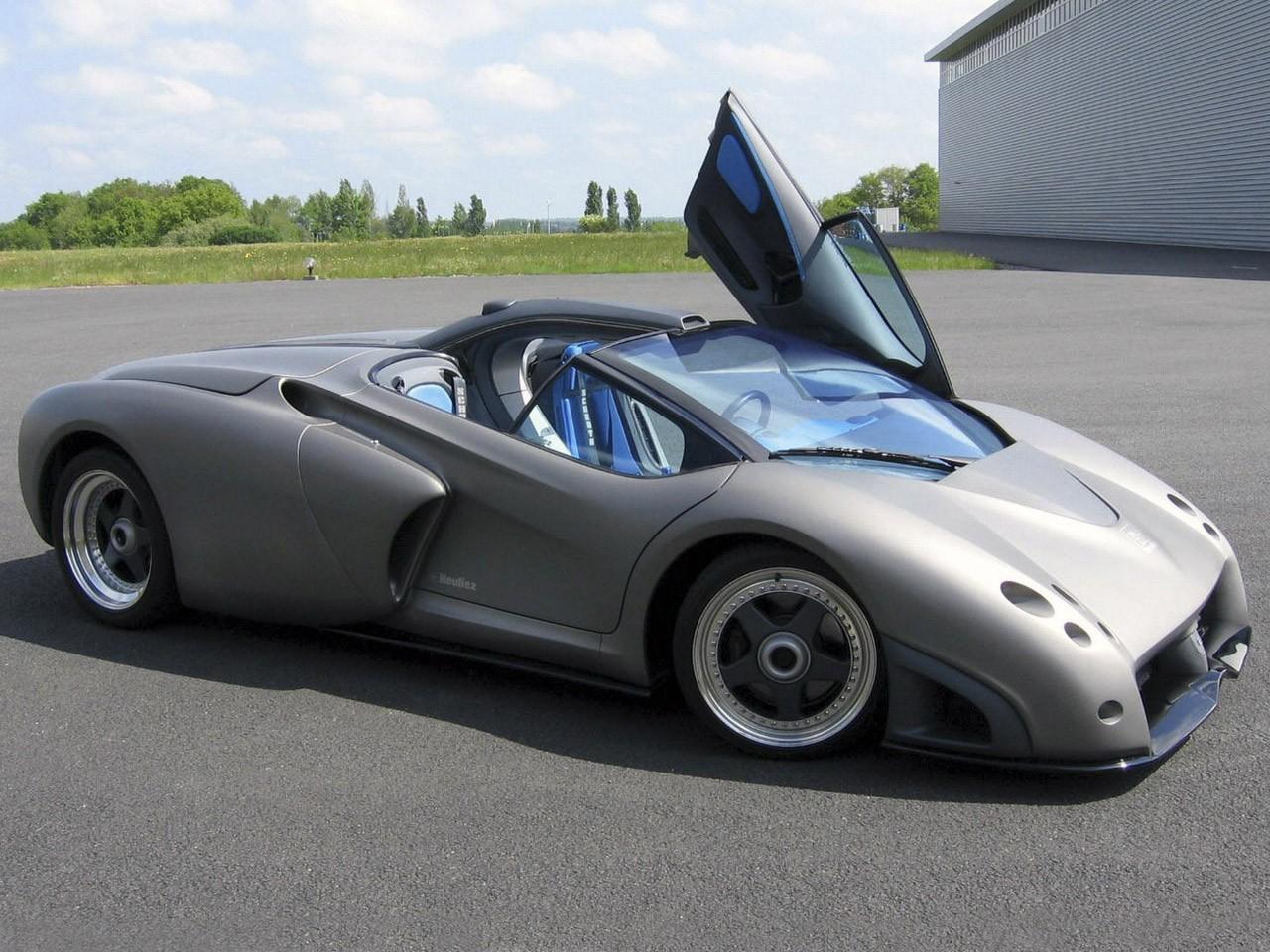 1998 Lamborghini Heuliez Pregunta Concept