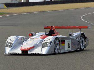 2000-05 Audi R8 Race Car