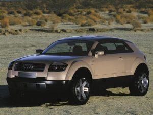 2000 Audi Steppenwolf