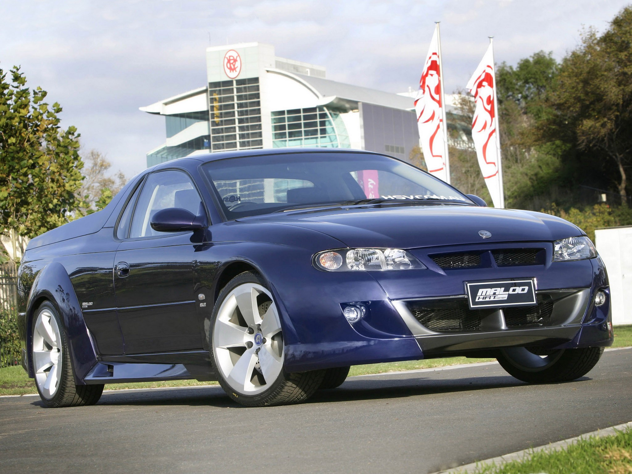 2001 HSV Maloo Concept
