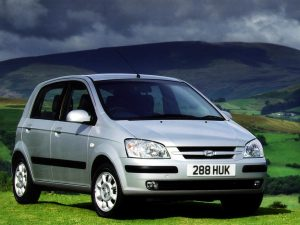 2002 Hyundai Getz