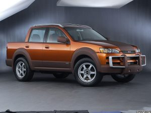 2002 Isuzu Axiom XST