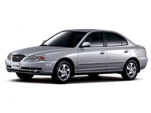 2003 Hyundai Avante XD