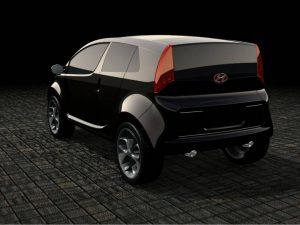2003 Hyundai Neos 2