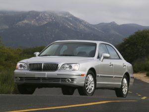 2003 Hyundai XG