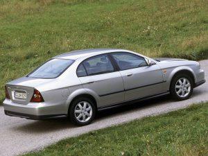 2003 Daewoo Evanda