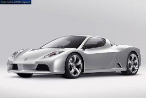 Honda HSC Concept 2003