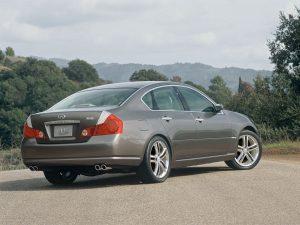 2004 Infiniti M45 Concept