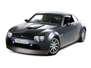 Connaught Type D GT Syracuse Edition 2005